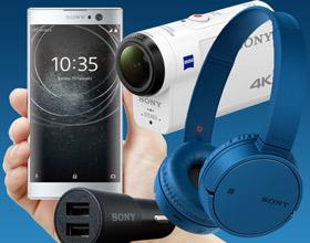 Niezbędnik podróżnika od Sony w sklepie RTV Euro AGD