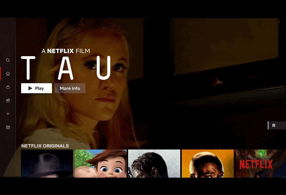 Netflix z odświeżoną aplikacją na Smart TV - teraz ma być wygodniej