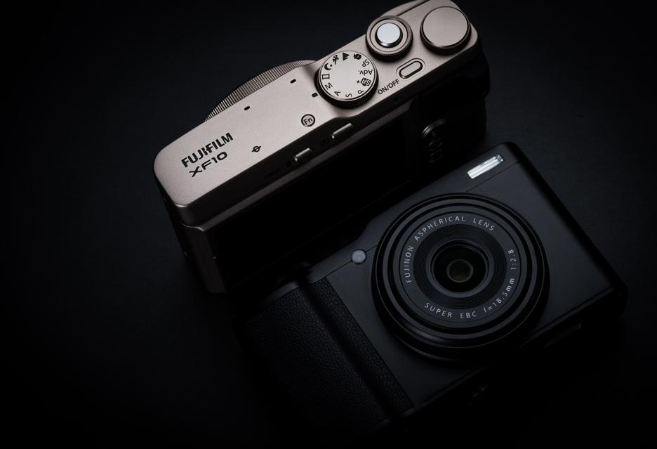 Fujifilm XF10 - kompakt z sensorem APS-C i wszystko wiadomo (prawie)