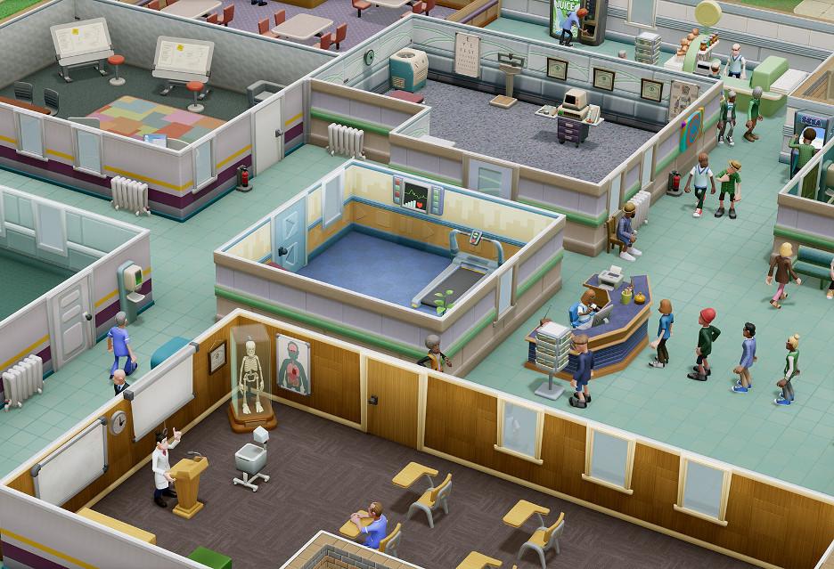 Two Point Hospital zadebiutuje w sierpniu - mamy też wymagania i nowe wideo