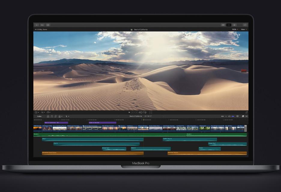 Nowy MacBook Pro jest wolniejszy niż stary [AKT. - już nie]