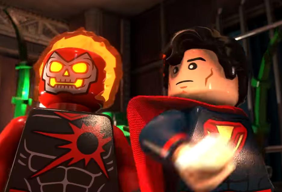 Tak wygląda tworzenie własnego superzłoczyńcy w świecie LEGO