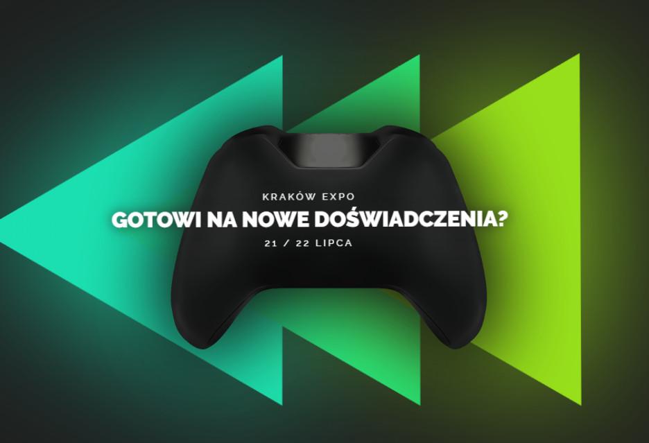Cracow Game Days (z gościnnym udziałem Geralta) już w ten weekend