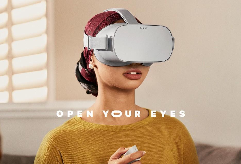 Oculus GO pojawi się w polskich sklepach 1 sierpnia