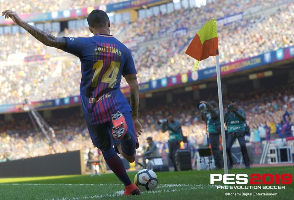 Pro Evolution Soccer 2019 do przetestowania w wersji demo [AKT.]