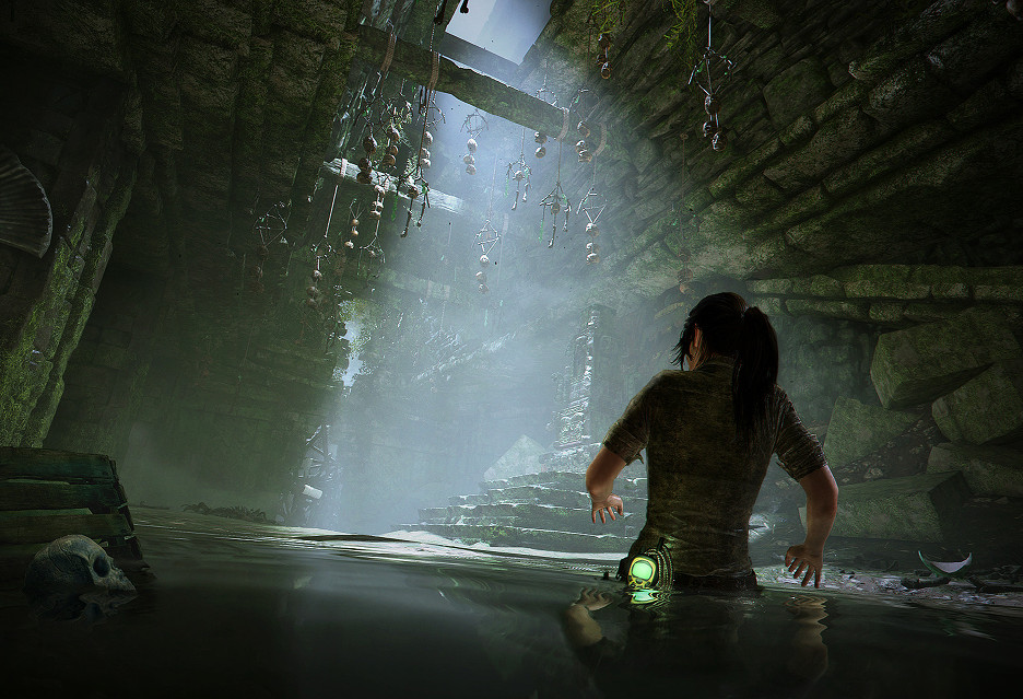 10 minut z nową Larą - tak wygląda Shadow of the Tomb Raider