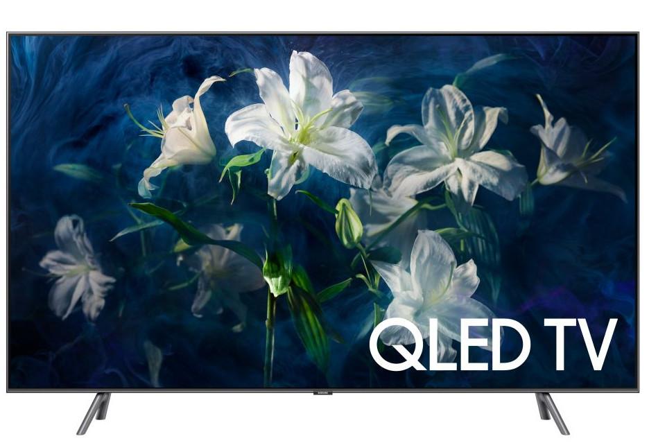 Telewizory Samsung QLED Q8D z bezpośrednim podświetleniem