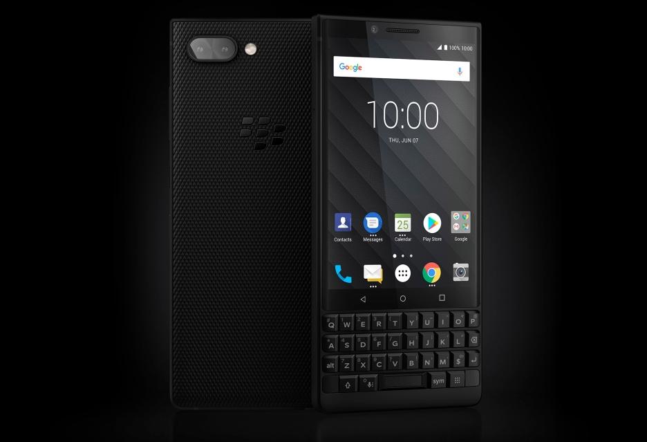 BlackBerry KEY2 w Polsce - podobnie jak poprzednik, jest drogi