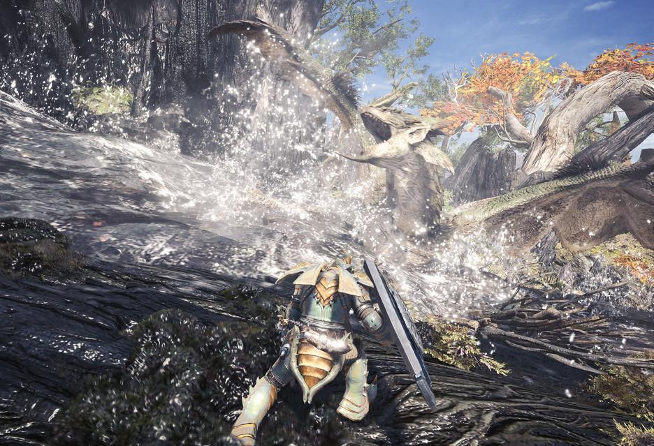 Tak wygląda Monster Hunter: World na PC (po prostu i w porównaniu z PS4 Pro)