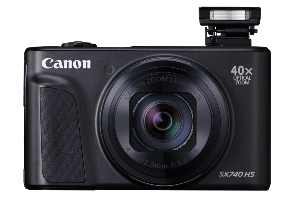 Superzoom Canon PowerShot SX740 HS - kupicie go jeszcze tego lata