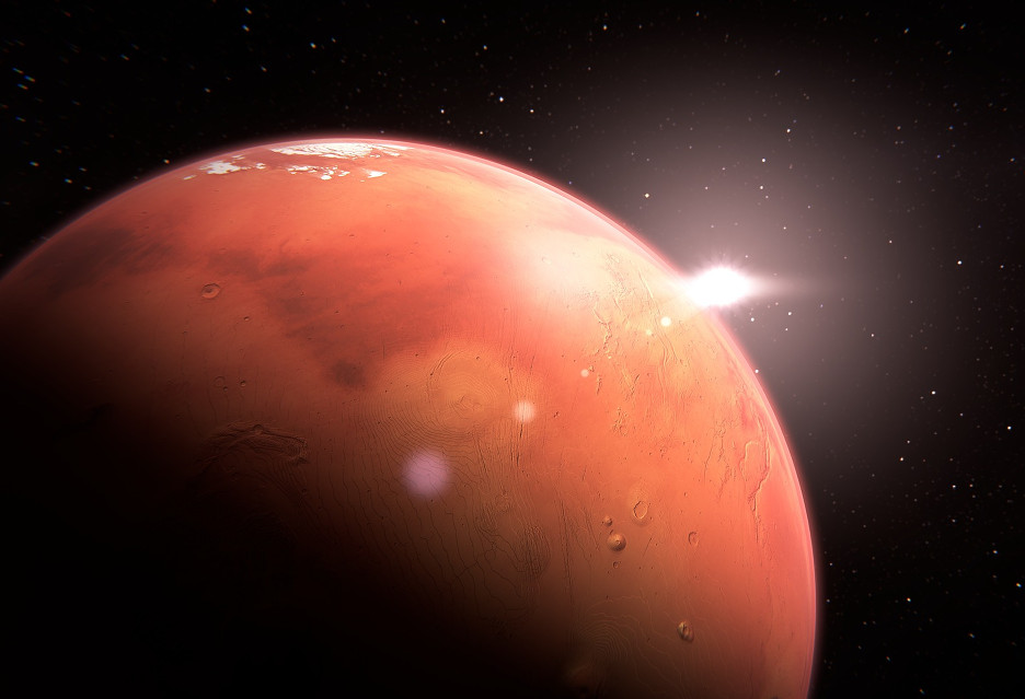 NASA o Marsie: terraformacja jest niemożliwa, a to oznacza, że…