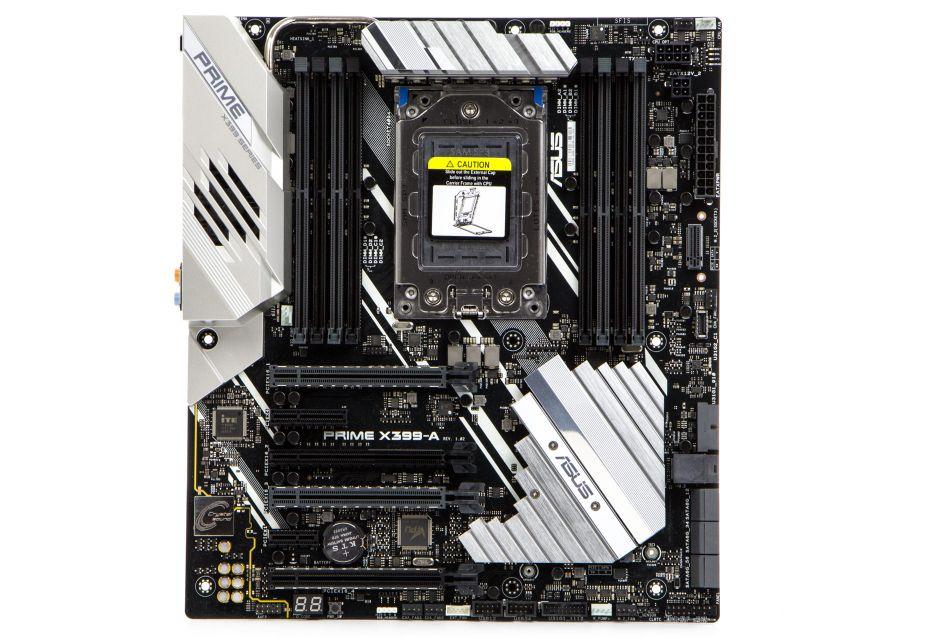 Płyty ASUS X399 gotowe na nowe procesory Ryzen Threadripper, ale...