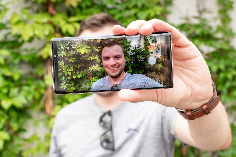 Samsung Galaxy Note 9 - pierwsze wrażenia   zdjęcie 2