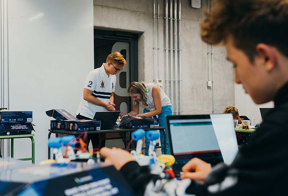 Polski Skriware chce uczyć dzieci robotyki oraz druku 3D (i otrzymał na to środki od NCBR)