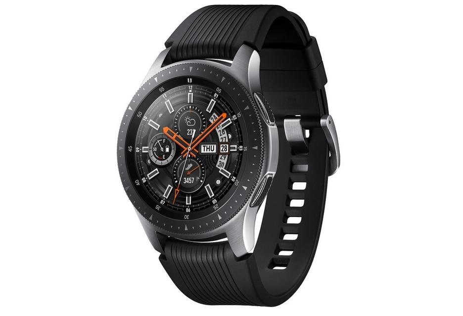 Samsung Galaxy Watch zaprezentowany - zmierzy Ci nawet stres
