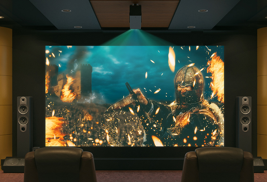 LG: projektory z webOS - kolumnowy 4K - akumulatorowy FullHD - już w Polsce