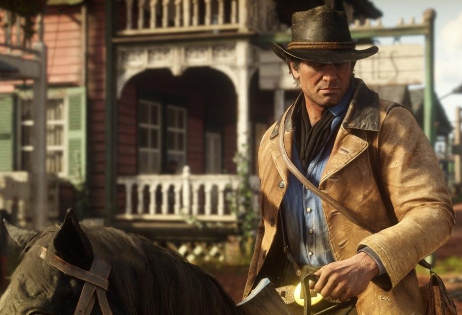To trzeba zobaczyć - gameplay z Red Dead Redemption 2