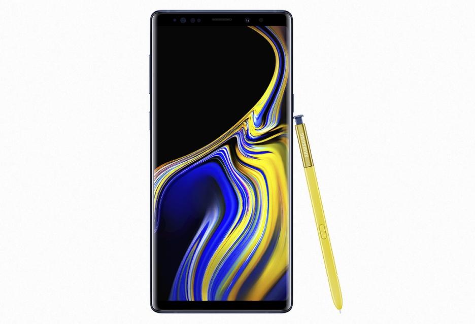 Przedsprzedaż Galaxy Note 9 w szczegółach