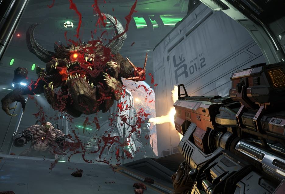 Porcja bardzo brutalnej rozgrywki z Doom Eternal