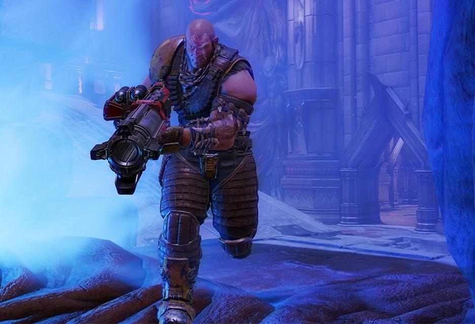 Quake Champions za darmo - gra przechodzi na model free-to-play