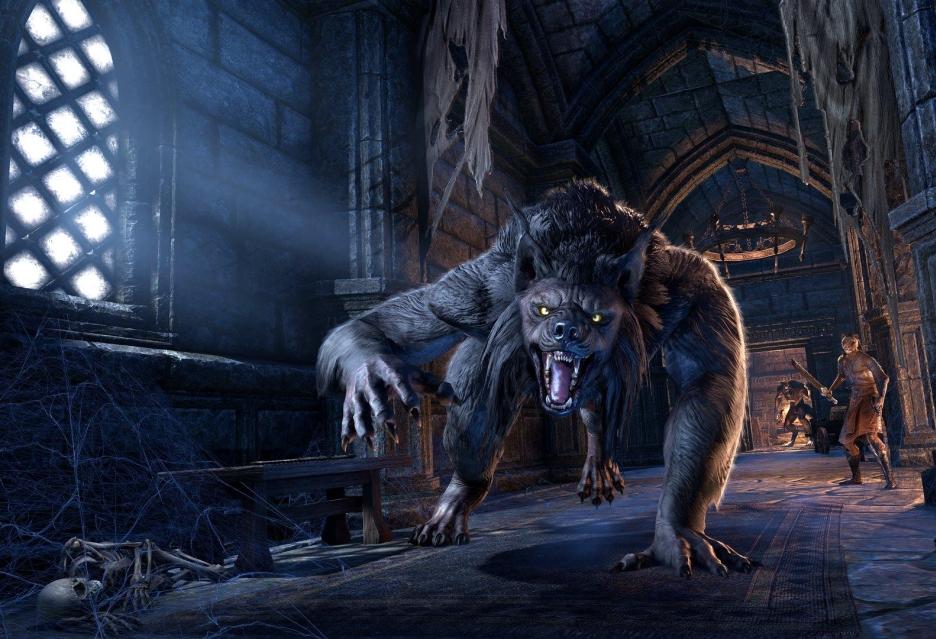 The Elder Scrolls Online: Wolfhunter na zwiastunie