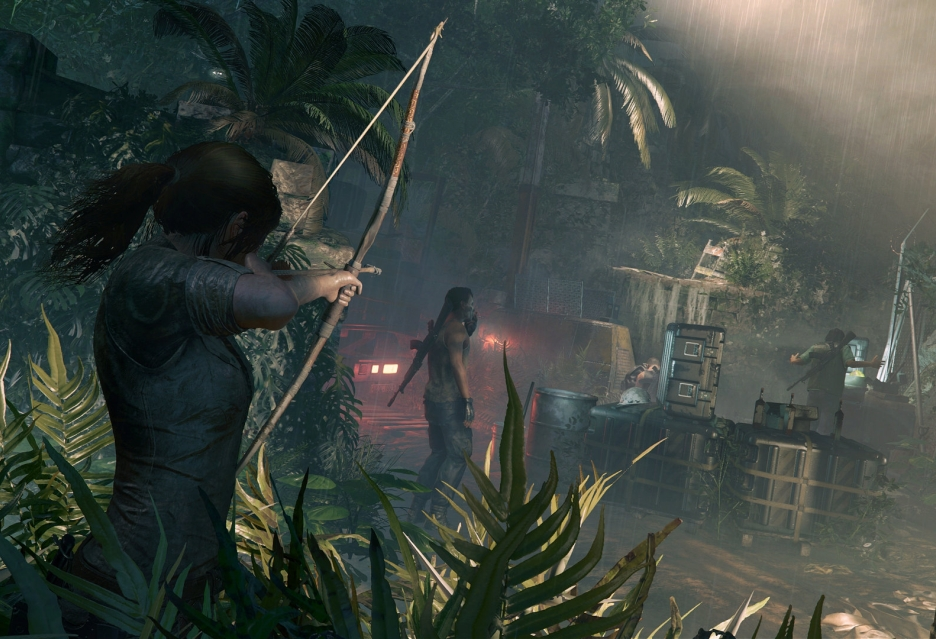 Shadow of the Tomb Raider z rozbudowanymi ustawieniami poziomu trudności (+ nowe wideo)