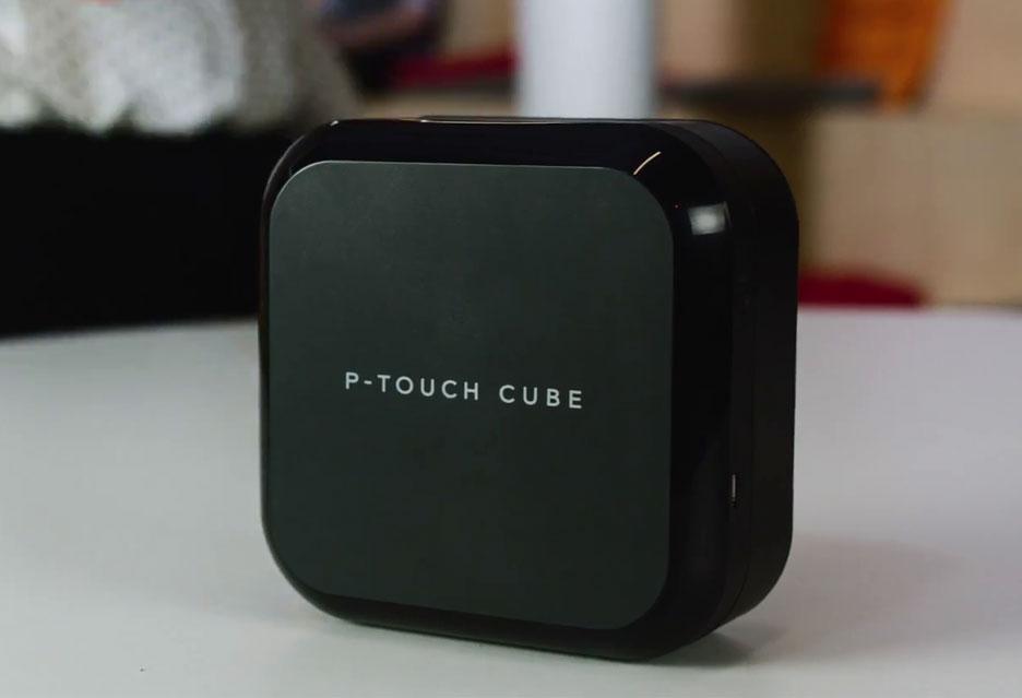 Brother P-touch CUBE PLUS - mobilna drukarka etykiet zapowiedziana