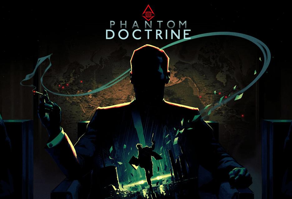 Polski, szpiegowski XCOM debiutuje na rynku - dziś premiera gry Phantom Doctrine