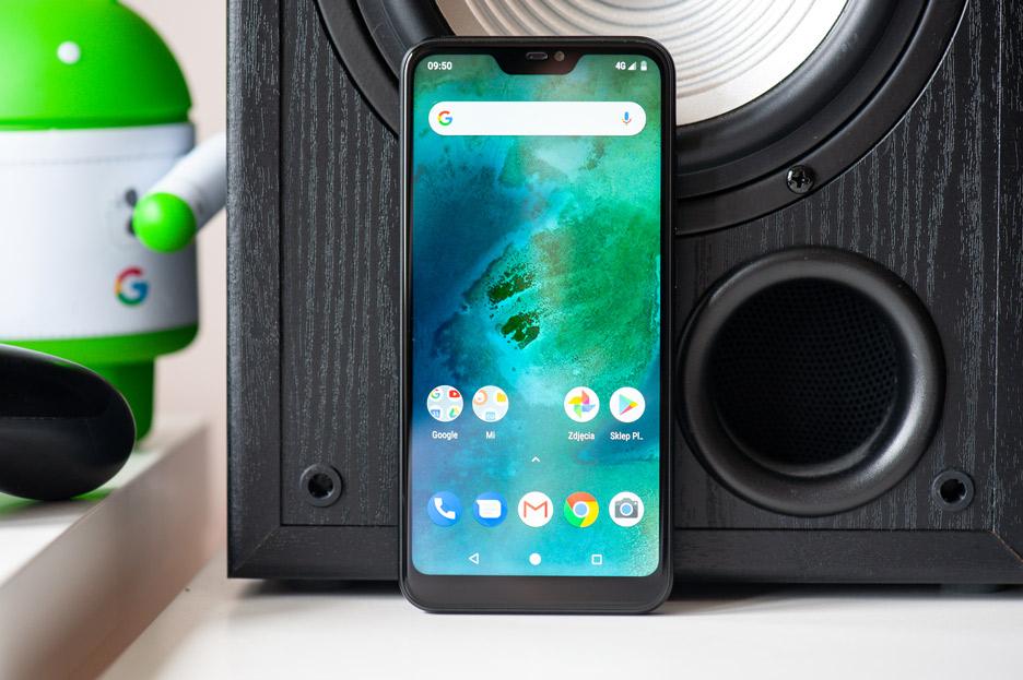 Xiaomi Mi A2 Lite - świetny telefon za 1000 zł | zdjęcie 1