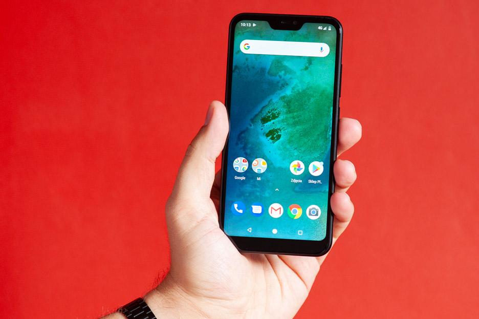 Xiaomi Mi A2 Lite - świetny telefon za 1000 zł | zdjęcie 2