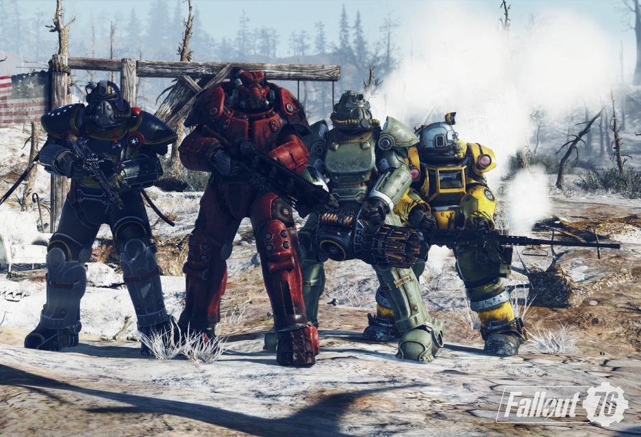 Nowy zwiastun Fallout 76 przypomina o ważnej roli towarzyszy