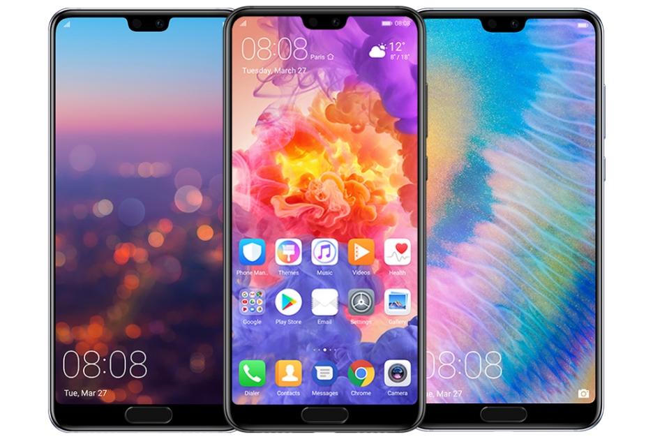 Huawei P20 Pro wybrany najlepszym smartfonem roku