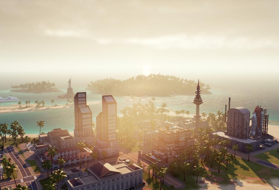 Nowości w Tropico 6 podsumowane na trailerze