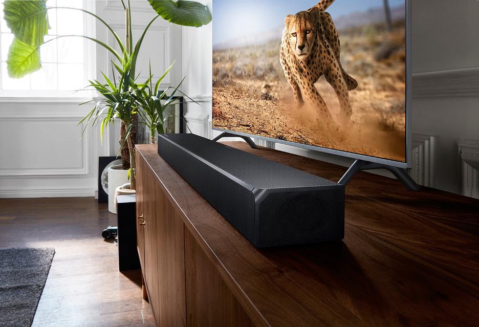 Te soundbary Samsung stworzył z inżynierami Harman Kardon