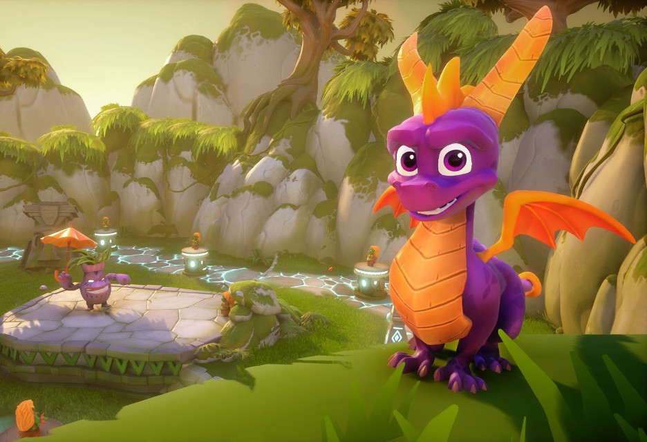 Ładniejszy Spyro przyleci z opóźnieniem