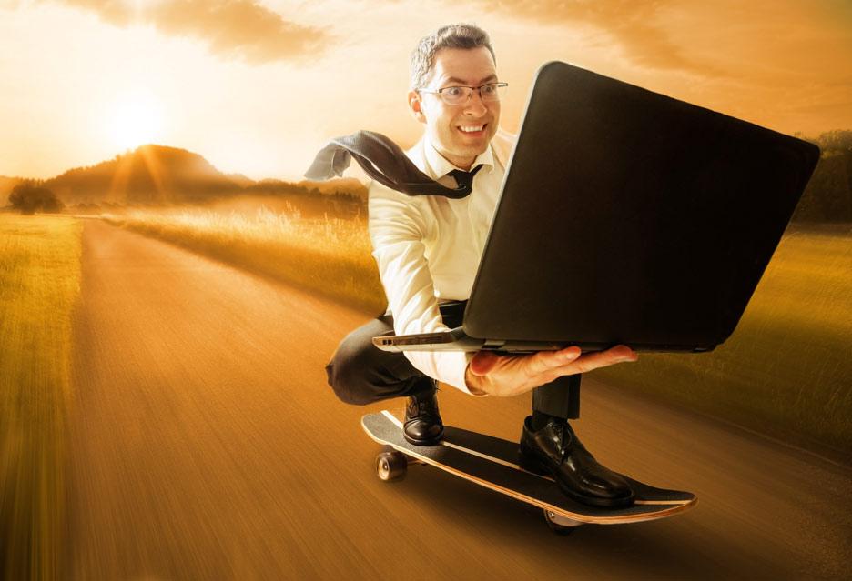 Jak przetestować prędkość łącza? | zdjęcie 1