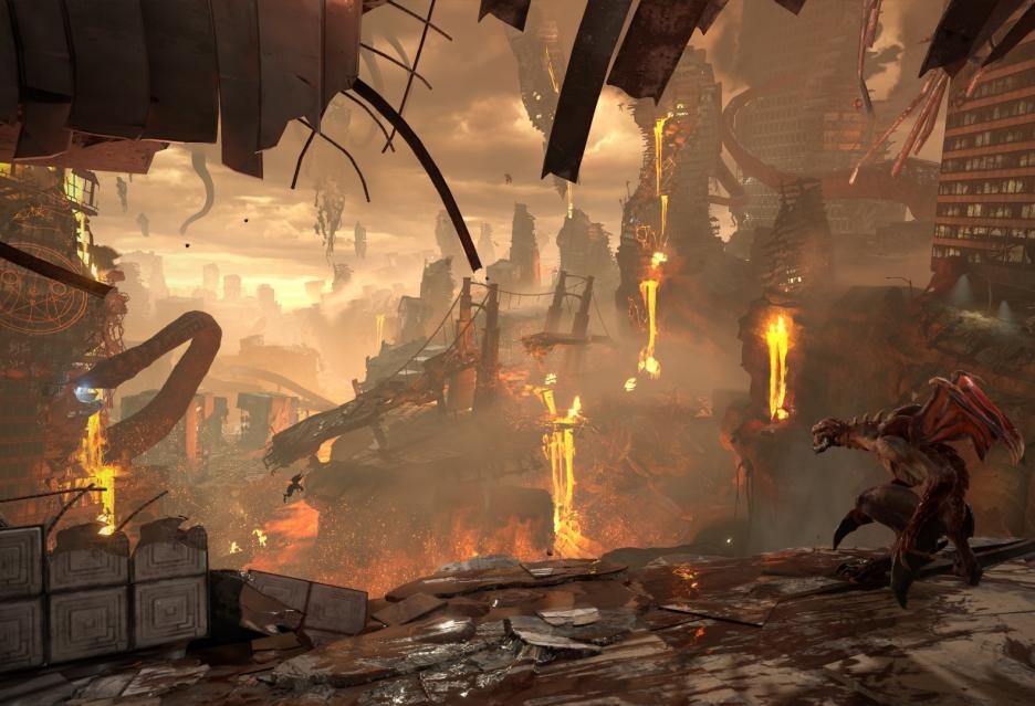 Doom Eternal celuje w 60 fps, także na konsolach