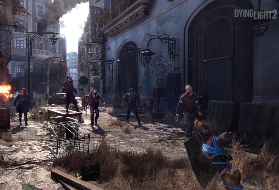 Dying Light 2 z bardzo mocnymi akcentami RPG