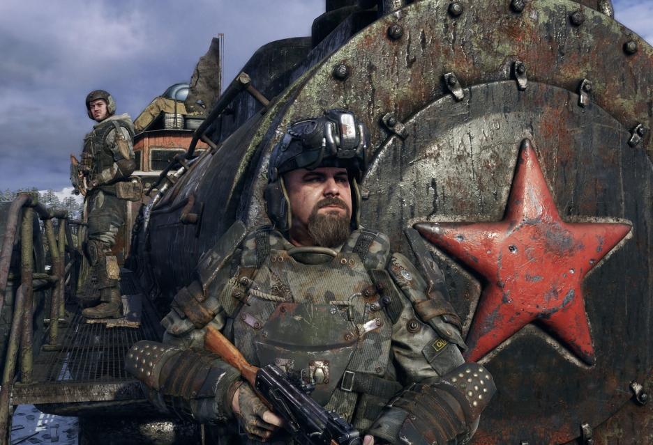 Metro Exodus znów zachwyca, tym razem na Gamescom 2018 [AKT. 2]