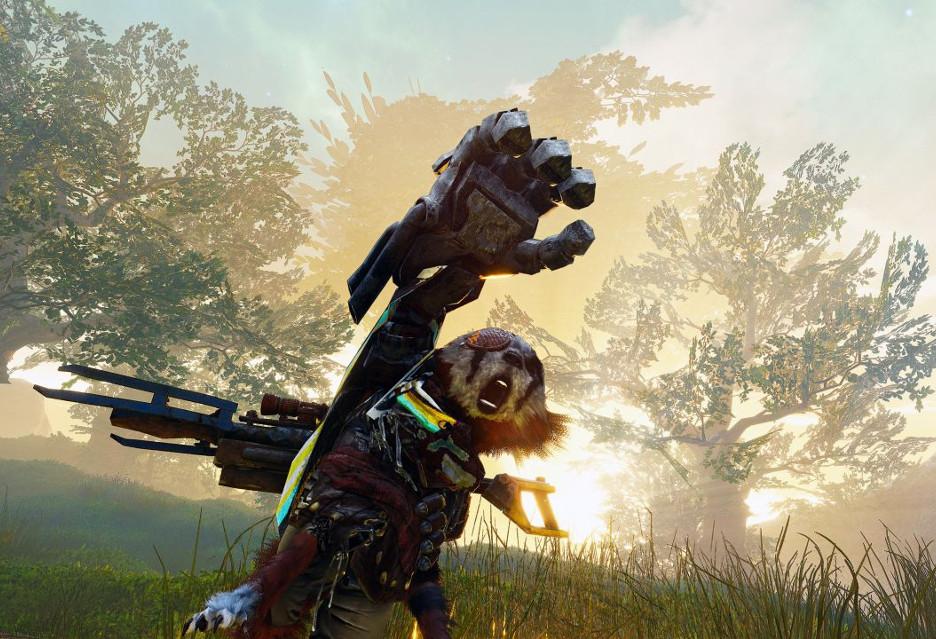 Biomutant na ostatniej prostej - zwiastun i gameplay z Gamescom 2018
