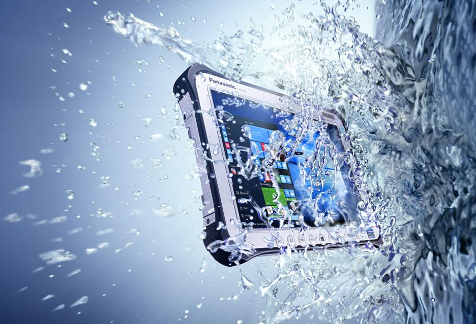 Pancerny tablet o zwiększonej wydajności - Panasonic Toughpad FZ-G1 w nowej wersji