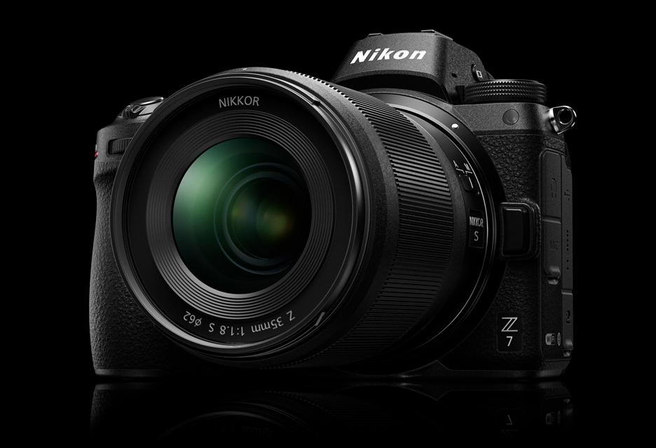 Nikon Z - Zaczyna się era pełnoklatkowych bezlusterkowców Nikon
