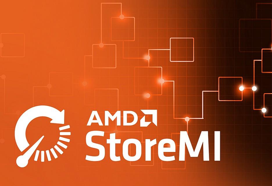 Technologia AMD StoreMI udostępniona na chipset X399