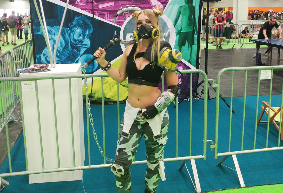 Hostessy i cosplay na Gamescom 2018 | zdjecie 9