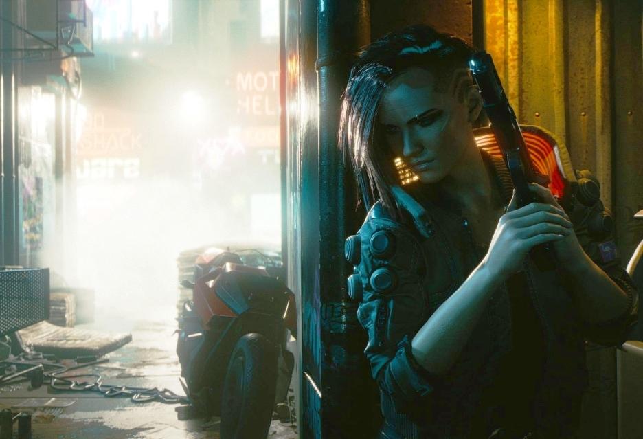 Na to czekaliśmy - pierwszy gameplay z Cyberpunk 2077