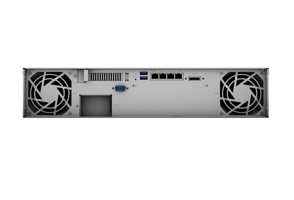 Synology RackStation RS1219+  - wszechstronny serwer NAS | zdjęcie 3