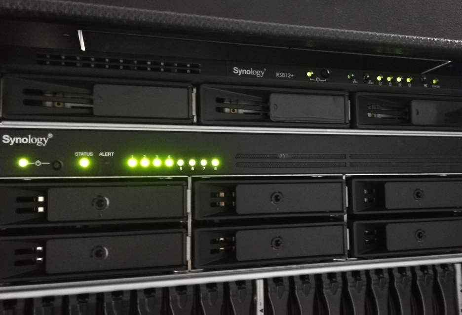 Synology RackStation RS1219+  - wszechstronny serwer NAS | zdjęcie 1