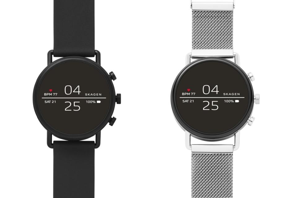 Skagen Falster 2 zaprezentowany - smartwatch, który może się podobać