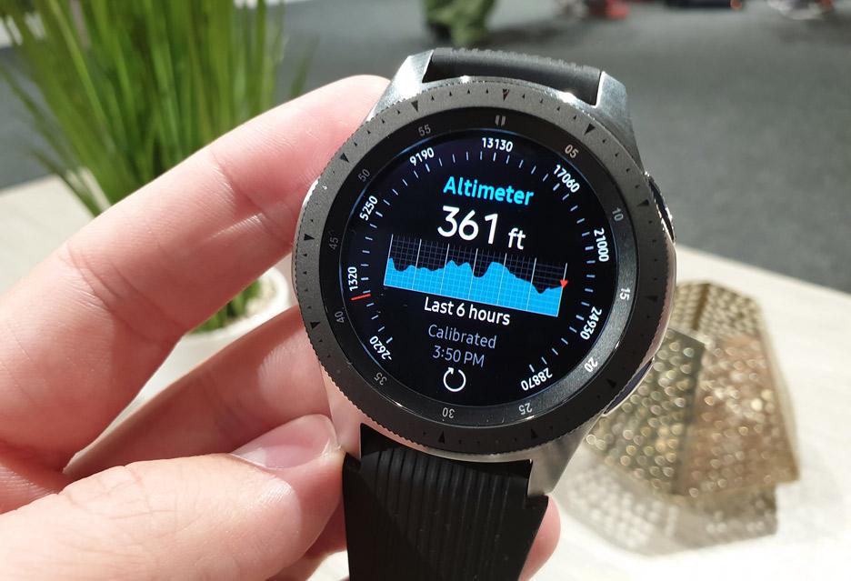 Samsung Galaxy Watch na IFA 2018 - krótkie pierwsze wrażenia