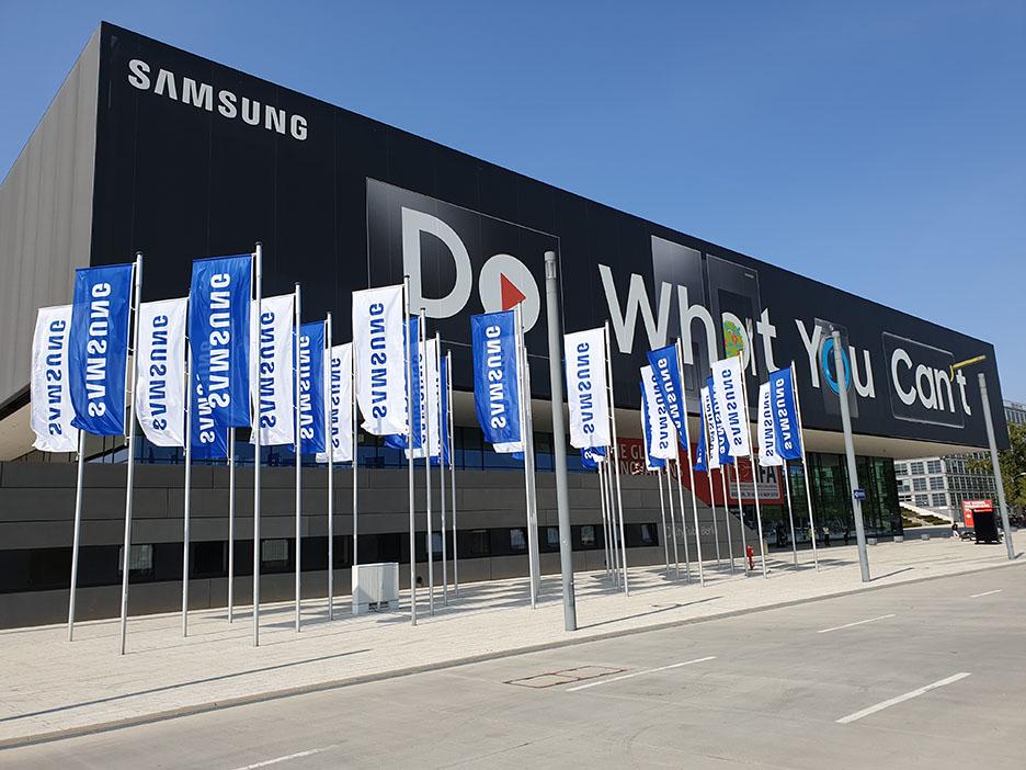 Samsung na targach IFA 2018 - galeria zdjęć | zdjęcie 17